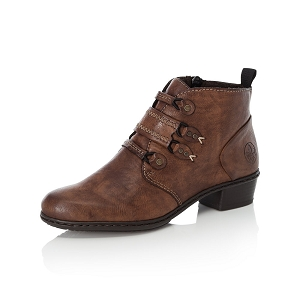 L7516 24 Y0792 24:Imitation cuir/Marron