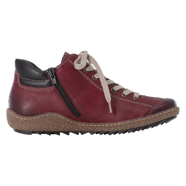 Rieker bottines et boots l7516 37 rougeB430401_2