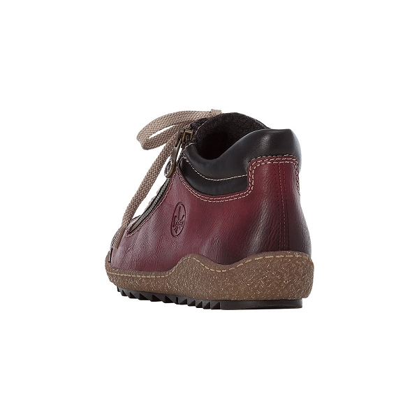 Rieker bottines et boots l7516 37 rougeB430401_4